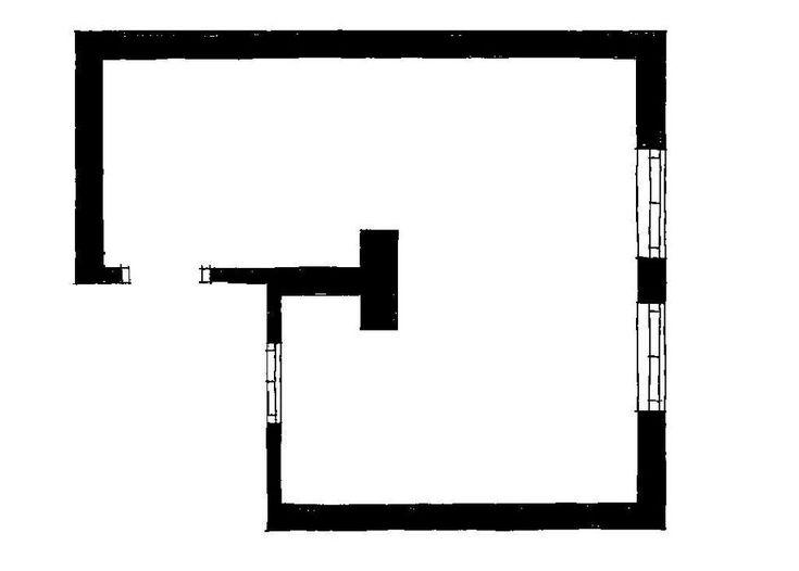 Barnrummet är förlagt i ena gaveln på tvåvåningshuset och är ca 22 kvm stort. { Så gjorde mamma Lina lekköket } Bakstycket är gjort av en vitmålad mdf-skiva / Spisen och köksskåpet med vask är gjorda av två nattduksbord med skåplucka och lådor upptill / Själva diskhon är gjord av en emaljskål som försänkts i ett försågat hål ovanpå ena nattduksbordet / Kranen ovanför diskhon är ett second hand-fynd /