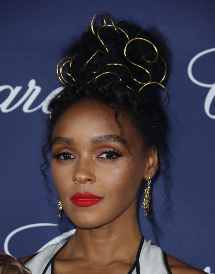 janelle monae natural hair styles best 25 black hairstyles ideas on black 2833 | a0d45647be187fa8583591896898dfe8 janelle monae hairstyles celebrities hair