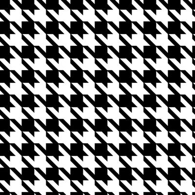 houndstooth pattern | literal houndstooth pattern!