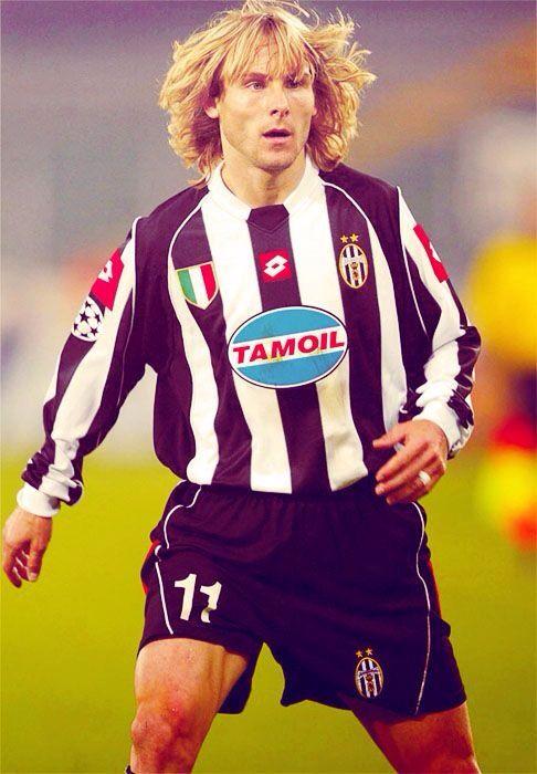 Juventus Legend, Pavel Nedved.