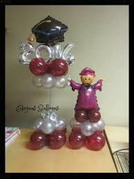 Image result for graduation balloon designs