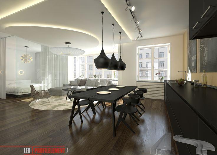 35 best Indirekte Beleuchtung   Cove lighting images on Pinterest - hotelzimmer design mit indirekter beleuchtung bilder
