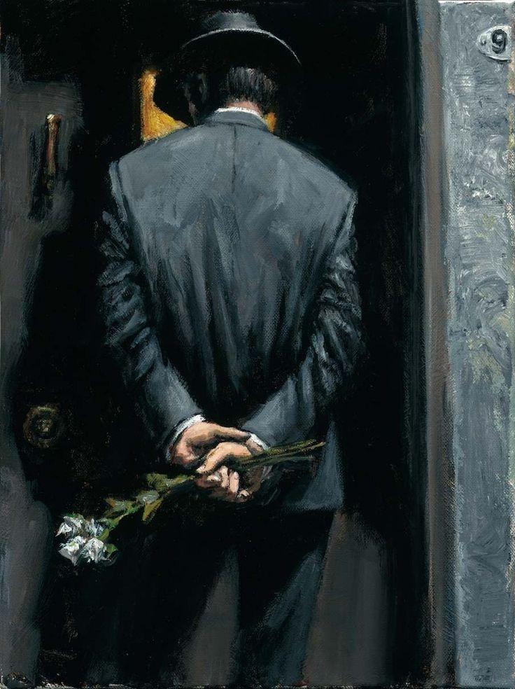 Fabian Perez, 1967 | Embrace series | Tutt'Art@ | Pittura * Scultura * Poesia * Musica |