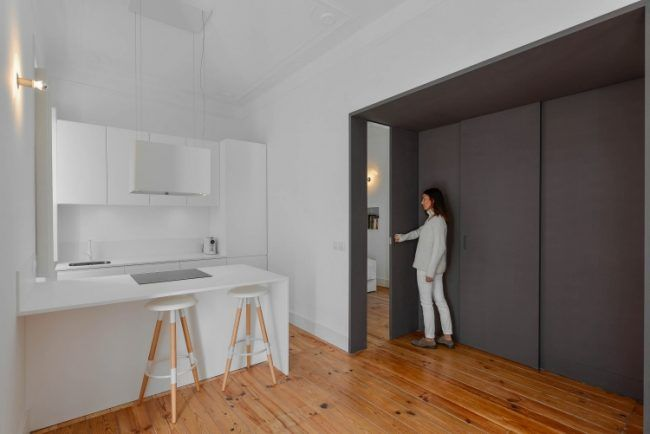 7 best Small Space Living Keir Townsend Creates A Little Jewel