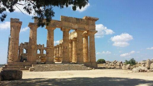 Tempio di Selinunte #selinunte #tempio #anticagrecia #temple #ancientgreece #sicilia #sicily #italy