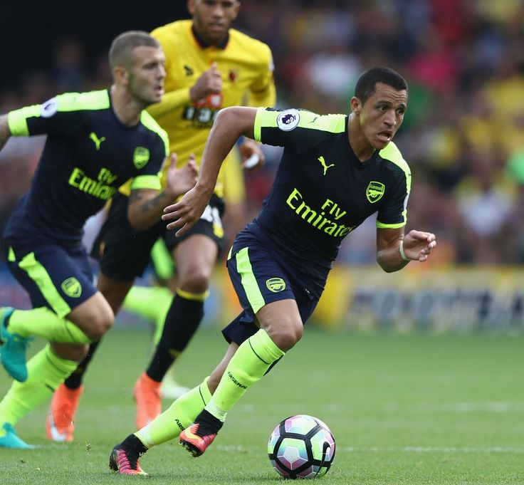 Alexis / Arsenal Vs. Watford