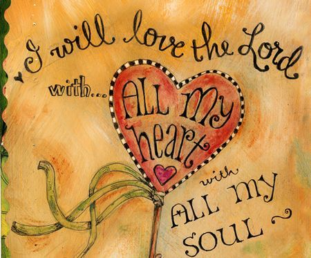 I love this one.The Lord, God, Faith, Fashion Design, Art Prints, My Heart, Baptisms Gift, Happy Heart, Pictures Quotes