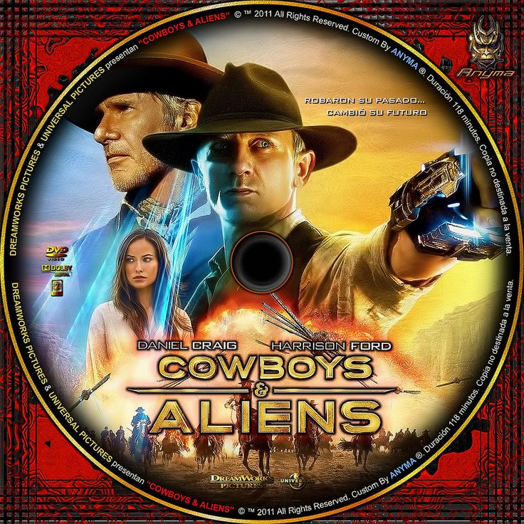 COWBOYS ALIENS | por Anyma 2000