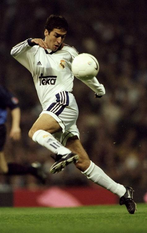 Raul Gonzalez @ 26 February 2000