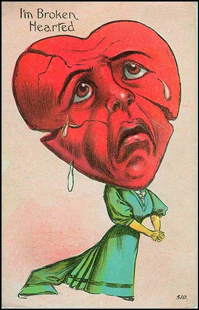 388 best images about CARDS Valentines Vintage – Vintage Victorian Valentine Cards