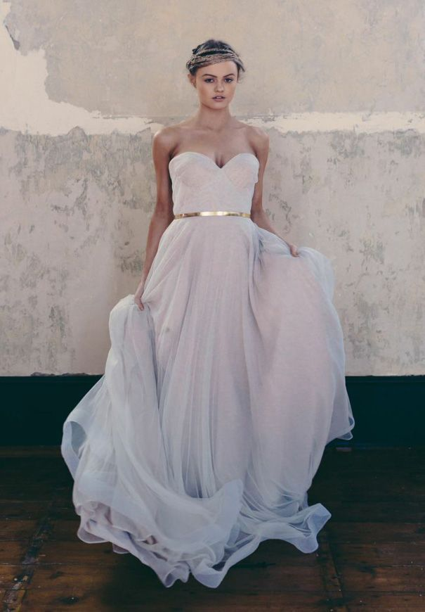 17 best ideas about Colored Wedding Dresses on Pinterest | Color ...