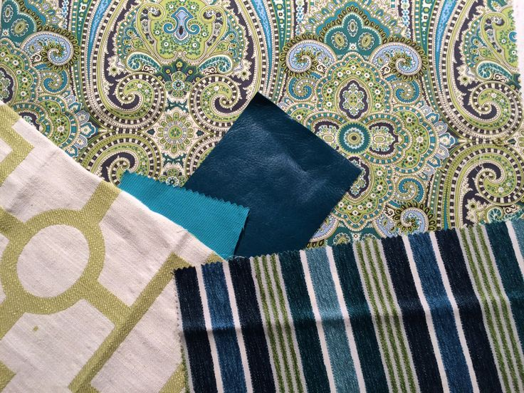 New #fabric & #leather combo for Spring 2014 #HPMkt!