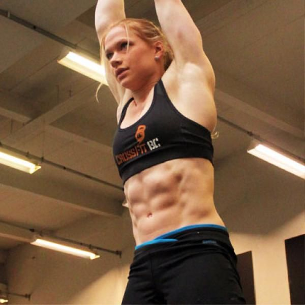 10 women of crossfit