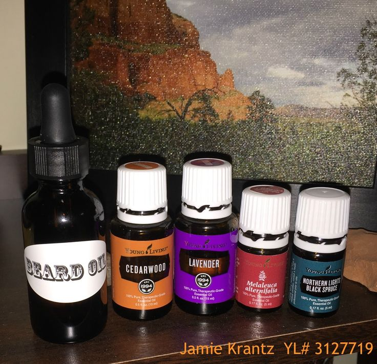 Men can use essential oils too! This manly scented beard oil is the perfect way to get them started. There are tons of beard oils and b...