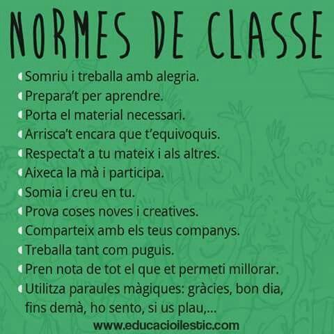 Normes de classe