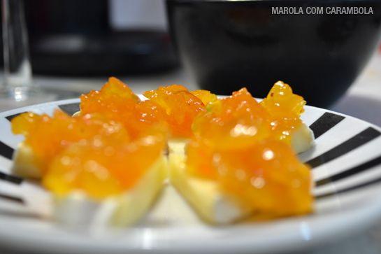 Receita de Chutney de damasco | Marola com Carambola