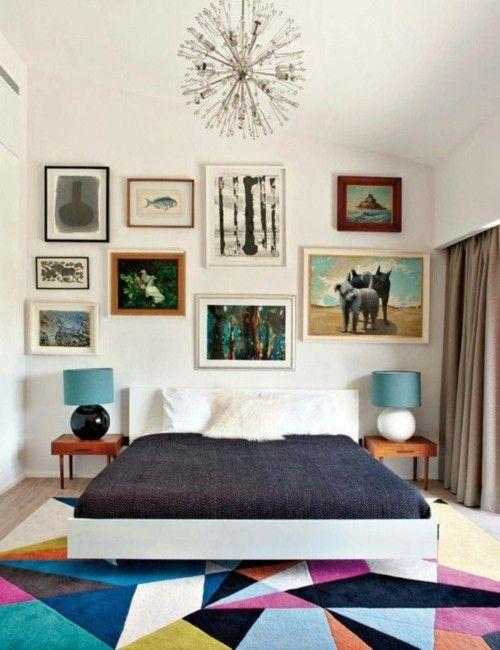 1460 best Schlafzimmer Ideen - Schlafzimmermöbel - Kopfteil images - wanddeko für schlafzimmer