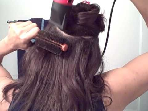 Dominican Blowout Technique *Never Needed No Chemicals* (This is how i straighten my hairs the majority of the time. Having mixed curly hair i hate to damage my tresses by using flat irons too often. Millie dont got time to be dealing with no damage. #onmygrind #don'tkillmyvibe