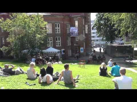 Paviljongit - Ville Ahonen