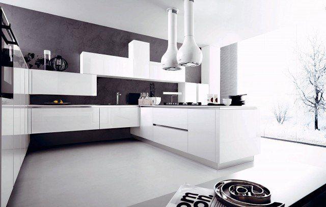 Cucina: la voglio tutta bianca nel 2019 | cucina arredo | Pinterest ...