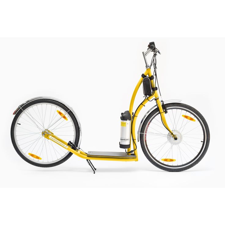 Zümaround MaxiZüm Electric Push Bike