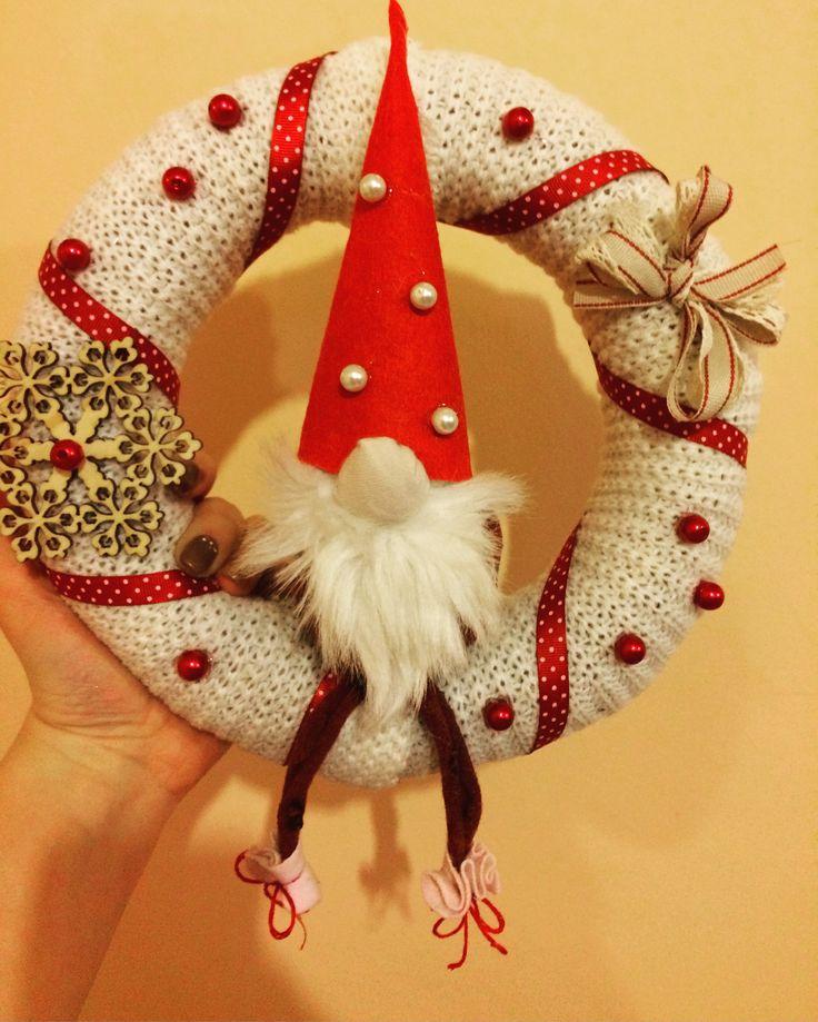 #christmas #doordecor #decor #diy