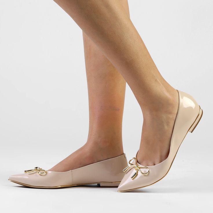 Compre Sapatilha Luz da Lua Bico Fino Nude na Zattini a nova loja de moda online da Netshoes. Encontre Sapatos, Sandálias, Bolsas e Acessórios. Clique e Confira!
