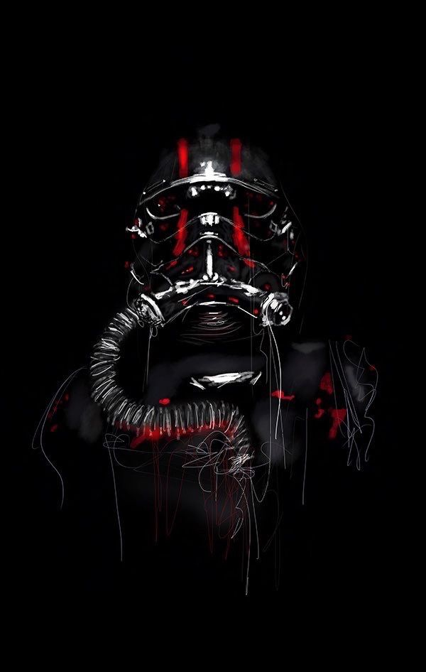 Star Wars - The Force Awakens TIE Fighter  Pilot