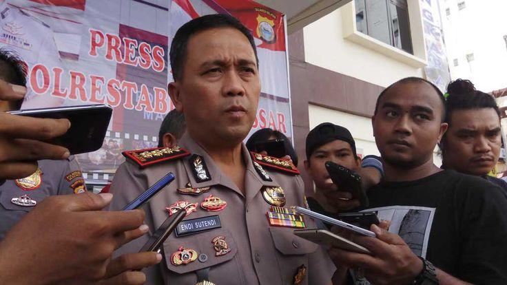 Tim Parakang Polrestabes Makassar Berhasil Amankan 205 Sepeda Motor Balap Liar