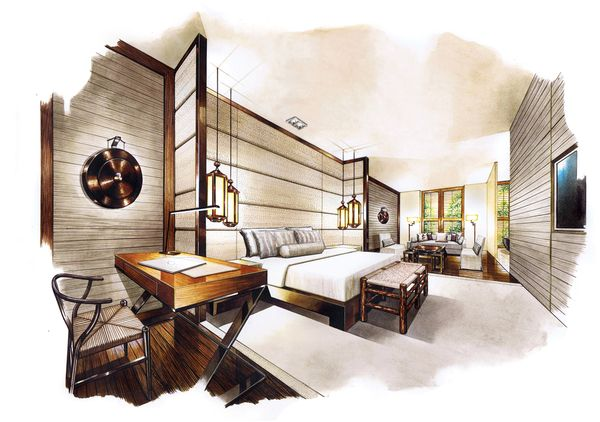 interior sketch on pinterest interior design sketches interior