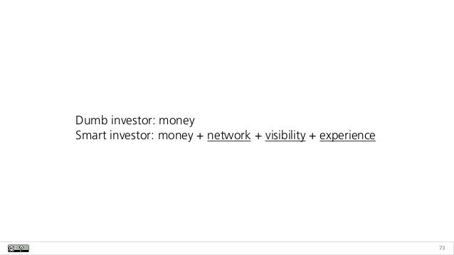 73 Dumb investor: money