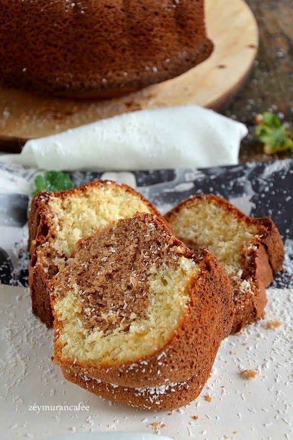 hindistan cevizli çikolatalı kek yumuşacık nefis kek tarifi
