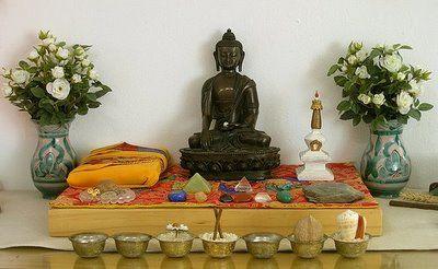 meditation altar - Bing Imágenes