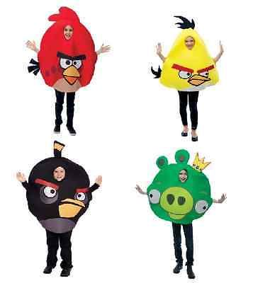 #Rovio angry birds -child #costumes red, yellow, black angry bird kids #childrens,  View more on the LINK: 	http://www.zeppy.io/product/gb/2/251989728190/