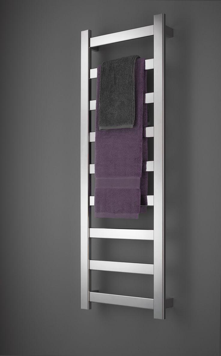 Heated towel racks  Keeping green in the bathroom   Completehome. 17 best ideas about Bathroom Towel Racks on Pinterest   Bathroom