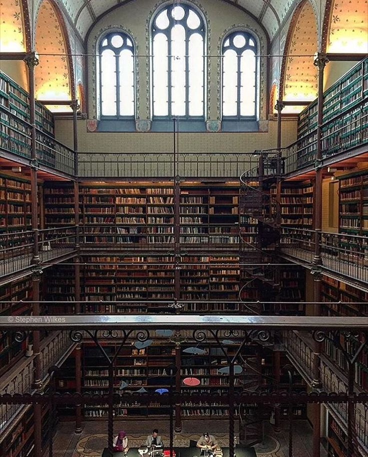 "National Geographic on Instagram: ""iPhone photo by @stephenwilkes: Spending the day exploring the seemingly endless archives at the Rijksmuseum Research Library. This library, located in Amsterdam, is one of the largest art history research libraries in the world. I am here in the Netherlands scouting locations for my series, Day to Night. Tomorrow I'll be leaving for the next stop on my trip, over 4,000 miles east of Europe! Follow me @stephenwilkes for more stories from the making of Day"