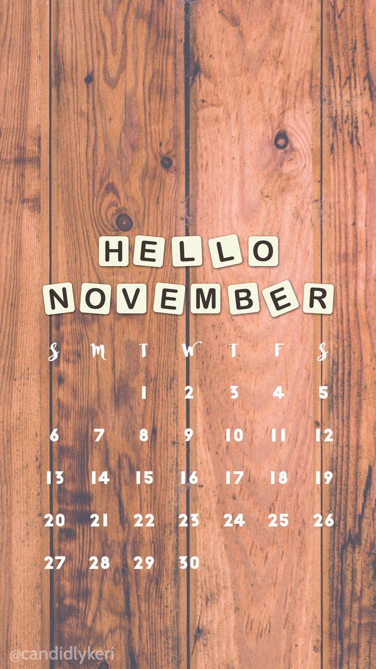 Calendar Background Ideas : The best november calendar ideas on pinterest