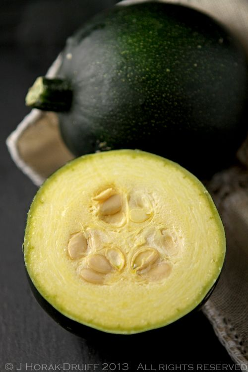 Because these are our bloggers favourite vegetable - Gem squash  – how to find them, how to grow them, how to eat them! Great article, really hope that the one my friend gave me survives!