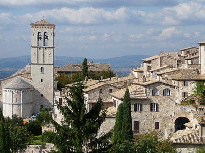 Assisi, Umbria, #Italy