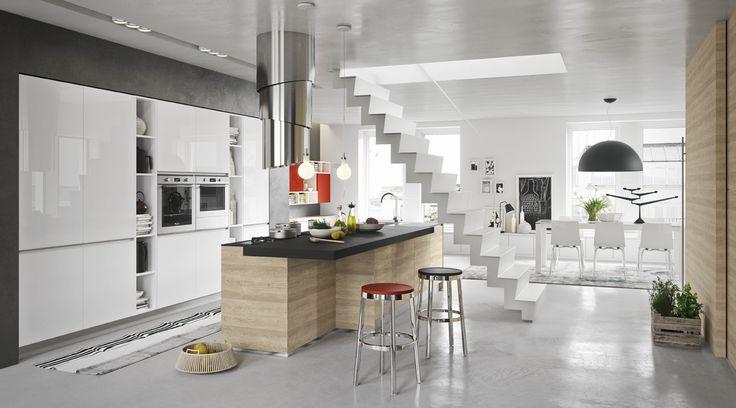AR-TRE offre un'ampia gamma di cucine classiche tradizionali moderne di design innovativi tutte prodotte in italia a Pordenone, sicuramente troverete la cucina giusta per il svostro gusto e stile di vita. L'azienda ha un'esperienza decennale nel settore ed ha sempre dato la massima attenzione al design ed alla qualità.