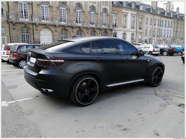 BMW X6 Full Black by Alexandre Prévot New Hip Hop Beats Uploaded EVERY SINGLE…