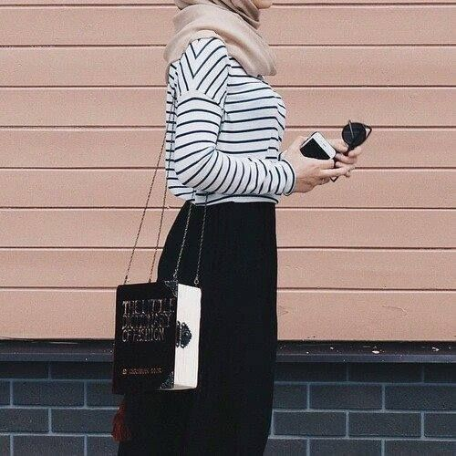 Everyday Casual Outfits - Hijab Style