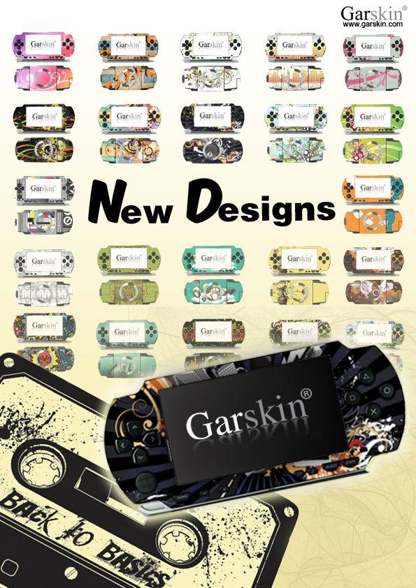 Poster Design 3 - Garskin