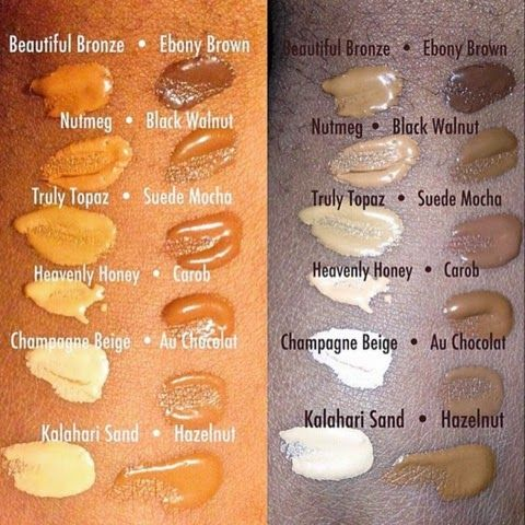 26 Best Images About Makeup Swatches On Pinterest Nyx