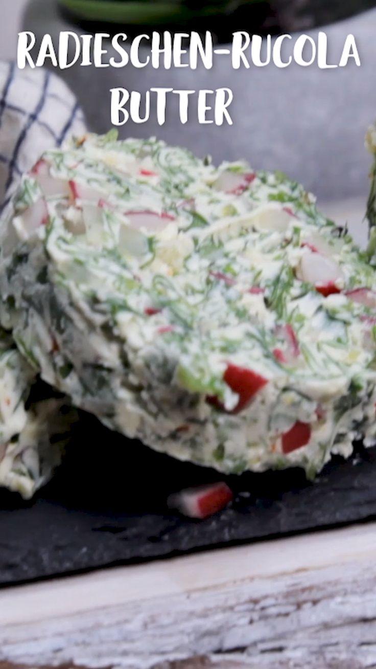 Statt Kräuterbutter essen wir jetzt diese Butter! – dasKochrezept.de