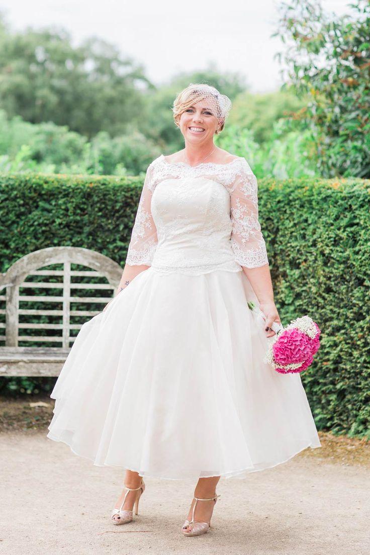 17 best coloured wedding dresses images on pinterest colored real bride jay in her dream bespoke wedding dress caroline arthur ombrellifo Images