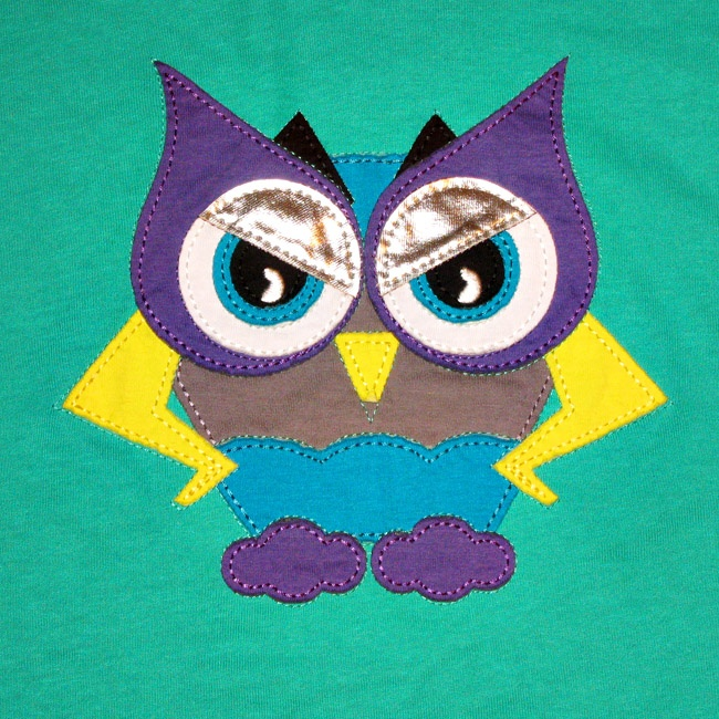 Applique Pictures Of Owls 33