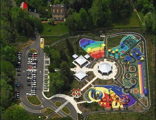 coolest playgrounds around