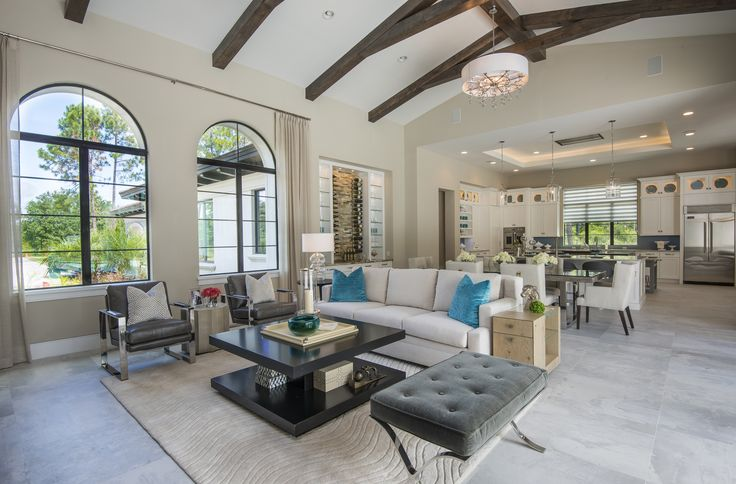 Model Home is a stunning ode to transitional design