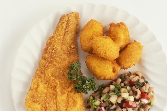 Catfish is versatile and can be cooked in a number of ways. Here's how to make Southern fried catfish and what to include in a traditional fish fry.
